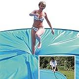 Paradies Pool GmbH Sicherheits-Abdeckung 5,00m x 11,00m Safe Top mit Keilbiese für Funktionshandlauf