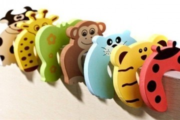 Kinder und Baby Finger-Klemmschutz