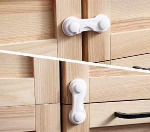 Kindersicherung für Türen Schubladen