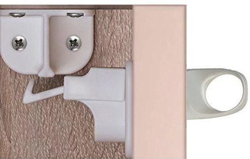 kindersicherung f r schrankt r und schubladen talinu. Black Bedroom Furniture Sets. Home Design Ideas