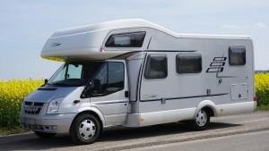 Wohnwagen und Wohnmobil mit Kindersicherung. Kindersicherheit für Camping.