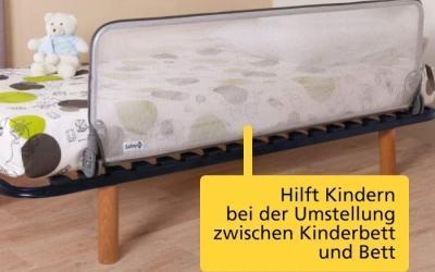 Safety first Bettgitter